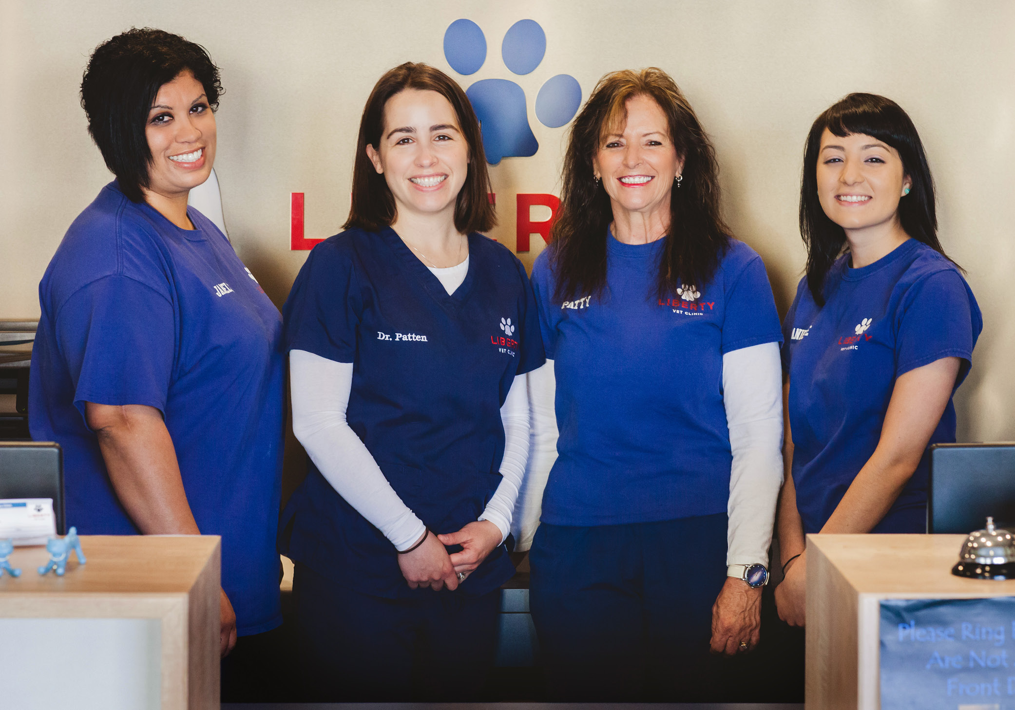 Liberty Veterinary Clinic Team Philadelphia PA