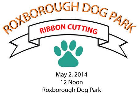 Ribbon_Cutting roxborough dog park