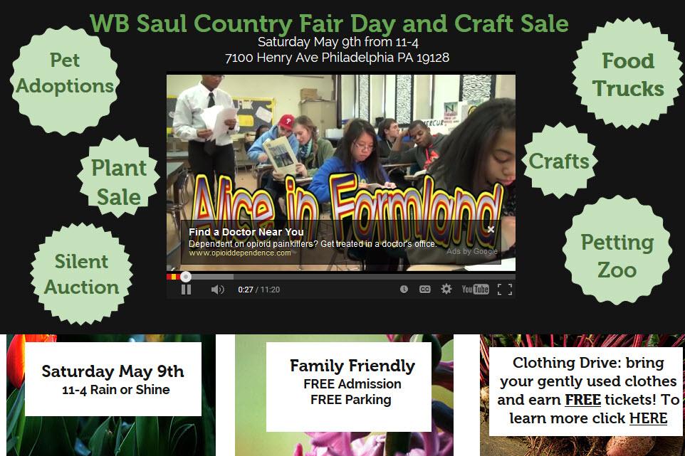saul county day fair